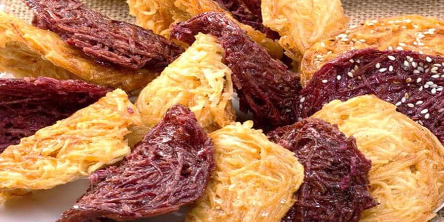 Bánh rế đặc sản Phan Thiết