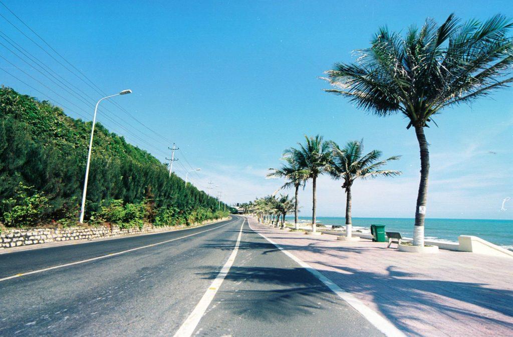 Phan Thiết - Cung đường cát bay