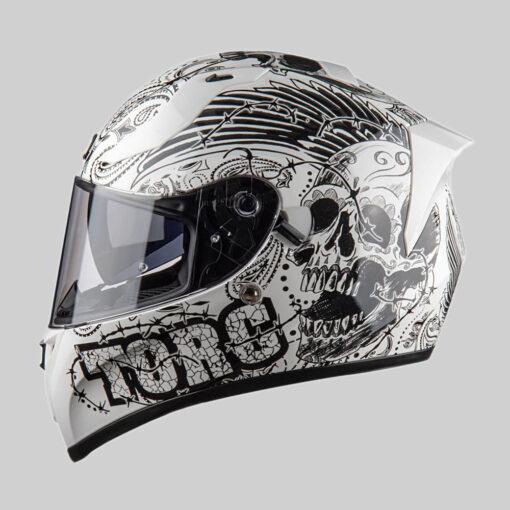 Mũ bảo hiểm fullface torc