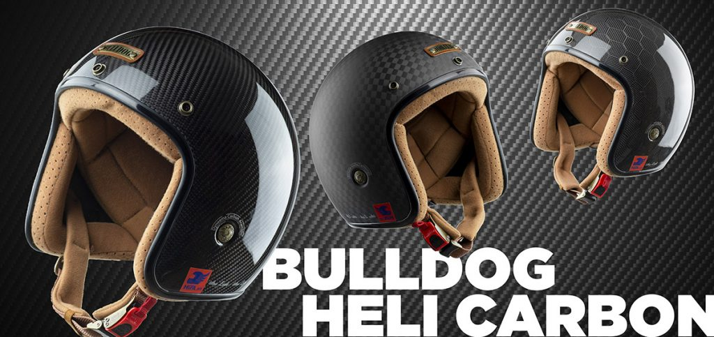 Bulldog heli carbon