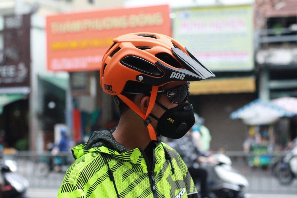 Mũ bảo hiểm xe đạp POC P07