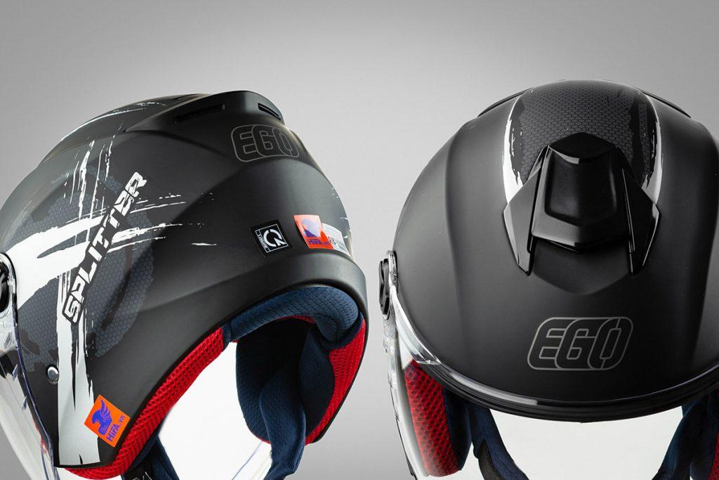 nón bảo hiểm 3/4 EGO E3