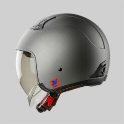 Mũ bảo hiểm 3/4 kính âm Roc Sky